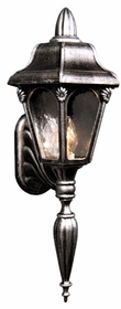 Victorian Small Bottom Mount Wall Bracket-Long Tail Lighting Fixture