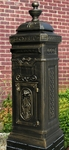 Victorian Tower Mailboxes