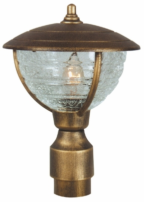 Vista Medium Post Lantern Set Lighting Fixture