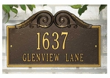 Residential Address Plaques