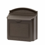 Wall Mount Mailboxes (Optional Removable Locking Inserts)