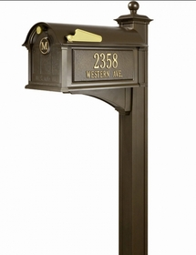 Balmoral Mailbox Packages