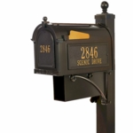 Whitehall Estate Mailbox Packages