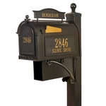 Whitehall Ultimate Mailbox Packages