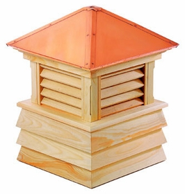 Wood Dover Cupola