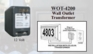 WOT-4200 Lighted Address Plaques - Wall Outlet Transformer