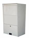 Extra-Large Wall Mount Drop Boxes / Letter Lockers