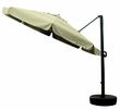 11' Cantaliver Umbrella with Multi Positon Tilt and Sunbrella