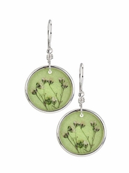 Baby's Breath Petite Rd. Ear-Green