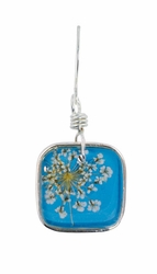 Laceflower Belize Breeze Petite Sq. Necklace