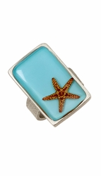 Starfish OT Adjustable Ring
