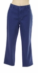 7/8 Slim Pant in Manna Blue by Tribal