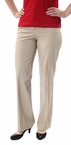 Contour Waist Pant in Khaki by Tribal