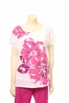 Exploded Floral T-Shirt in Multi by Alfred Dunner