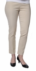 Flatten It Ankle Pant in Almond by Tribal