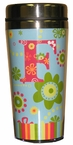 Fun Funky Travel Mugs by Ganz