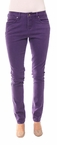 Mid Jane Slim in Purple by Jag Jean