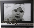 Our Baby Frame by Ganz