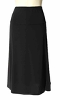 Skirt in Black by N Touch
