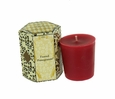 Votive in Frosted Pomegranate by Tyler Candle Company