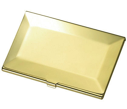 Gold Business Card Holder Business Card Holders