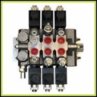 Electric Hydraulic Valves & Parts