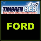 "Ford Timbren Suspension Kits ""SES"""