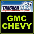 "GMC - Chevrolet Timbren Suspension Kits ""SES"""