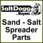 SaltDogg, Salt and Sand Spreader Parts and Accessories