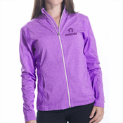 Mudderella Aurora Full Zip Jacket - Purple