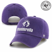 Mudderella Clean Up Primary Cap - Purple
