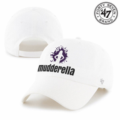 Mudderella Clean Up Primary Cap - White