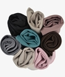 Luxury Soft Lycra Blend Caps - Pack of 8