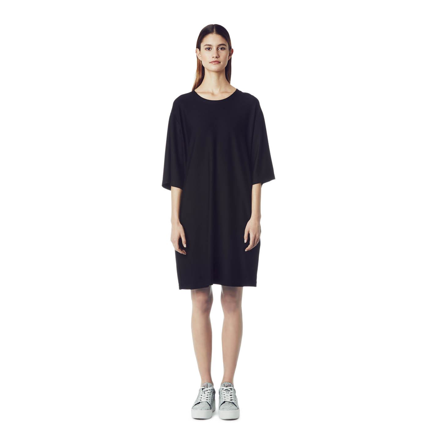 ASH Studio Paris  Ashes Oversized Dress Black 265004 (001)