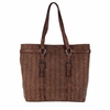 Ash Axel Womens Tote Saddle Leather  124017 (240)