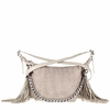 Ash Bo Womens Crossbody Winter White Leather  124008 (110)