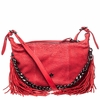 Ash Bo Womens Crossbody Red Leather  124008 (600)