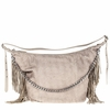 Ash Bo Womens Hobo Winter White Leather  124007 (110)