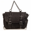 Ash Britt Womens Backpack Black Quilt Leather 124122 (005)