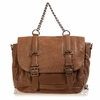 Ash Britt  Womens Backpack Taupe Leather 124123 (270)