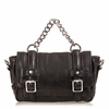 Ash Britt Womens Clutch Black Leather 124121 (001)