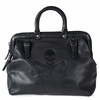 Ash Cooper Womens Handbag Black Leather  124037 (001)