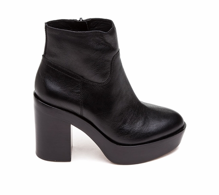 ASH Dakota Boot Black Leather  360411 (001)