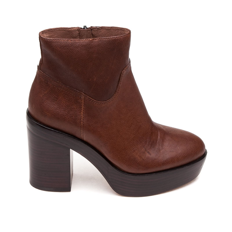 Ash Dakota Boot Cacao Leather  360411 (273)