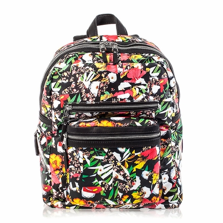 Ash Danica Womens Backpack Floral Print Leather  125042 (991)