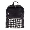 Ash Domino Womens Studded Backpack Black Leather  124043 (001)