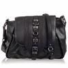 Ash Dree  Womens Crossbody Bag Black Leather 124070 (001)