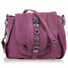 Ash Dree Womens Crossbody Bag Plum Leather 124070 (502)