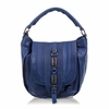 Ash Dree Womens Crossbody Cadet Blue Leather 124071 (471)