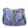 Ash Dree Womens Crossbody Denim Suede 124116 (460)
